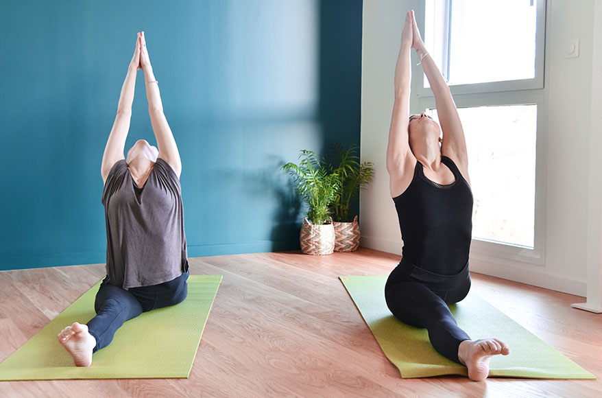 Atelier Yoga Aérien
