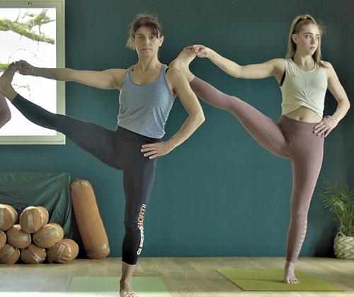 Yoga aérien Vanayoga